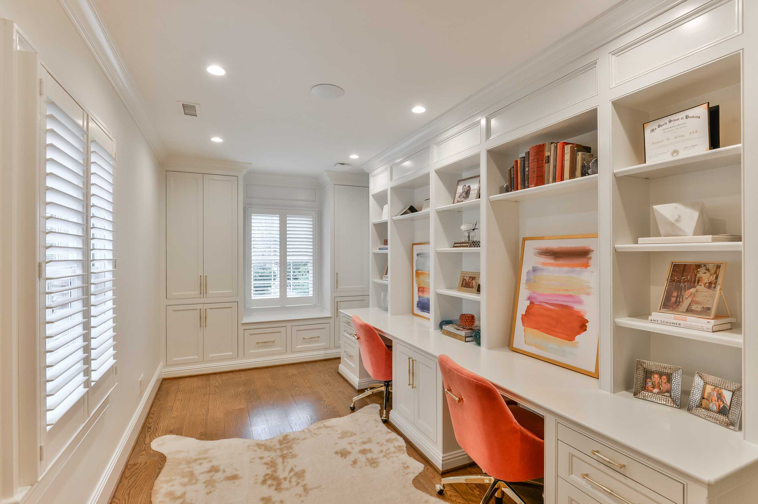 Louisville Custom Cabinetry Home Office