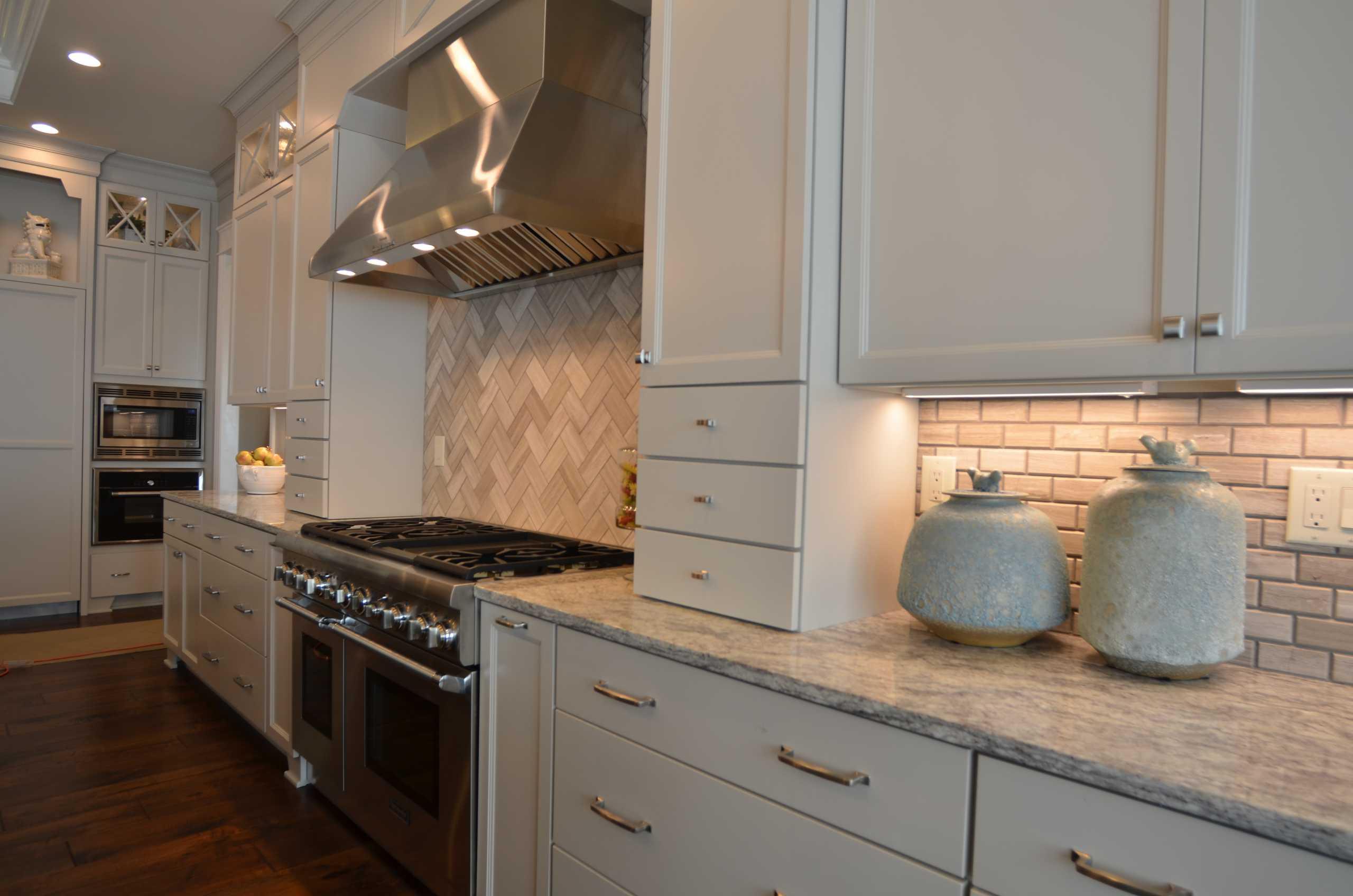 Louisville Nashville Kitchen Cabinet Remodel