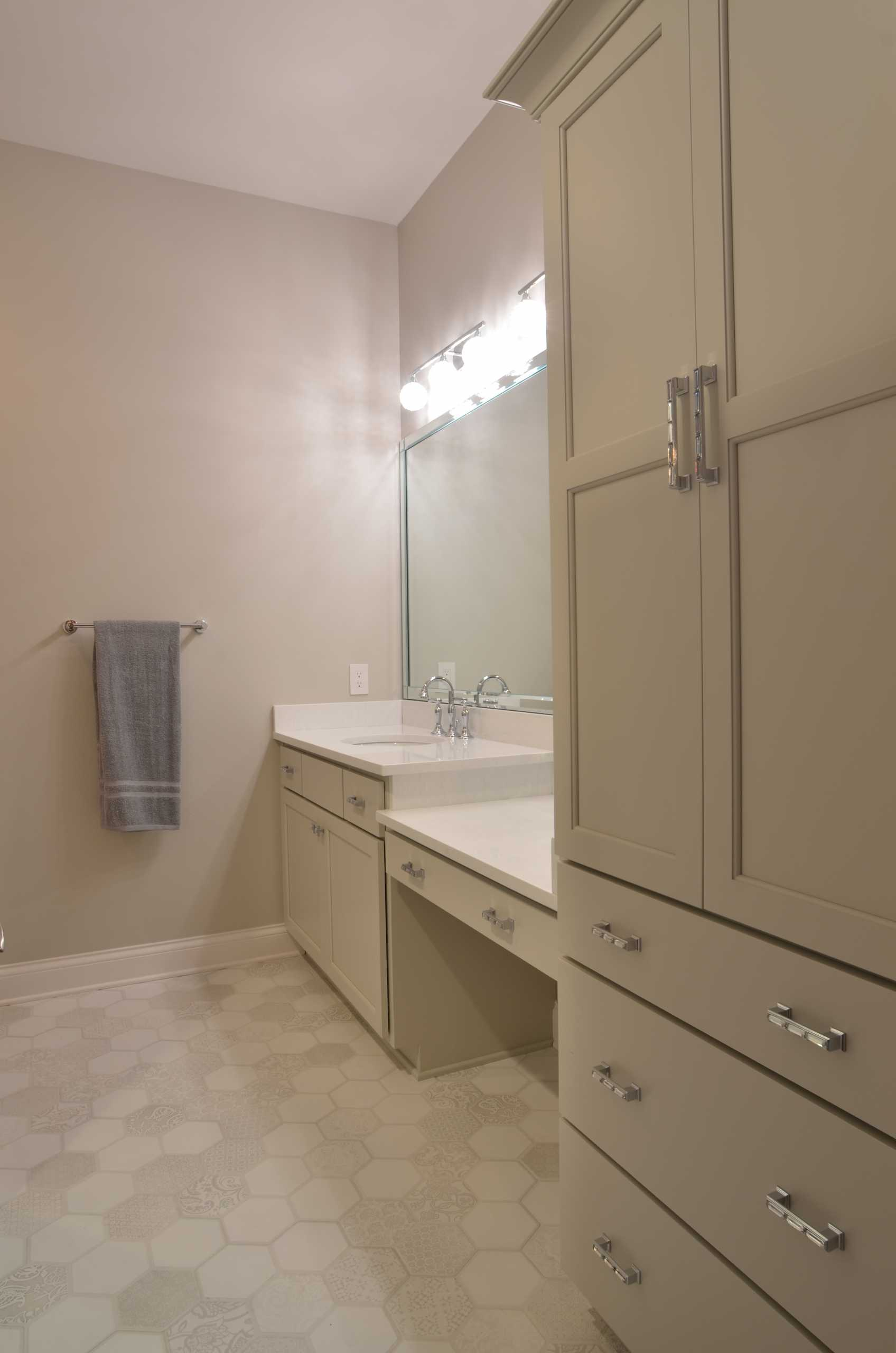 Louisville Bathroom Cabinetry