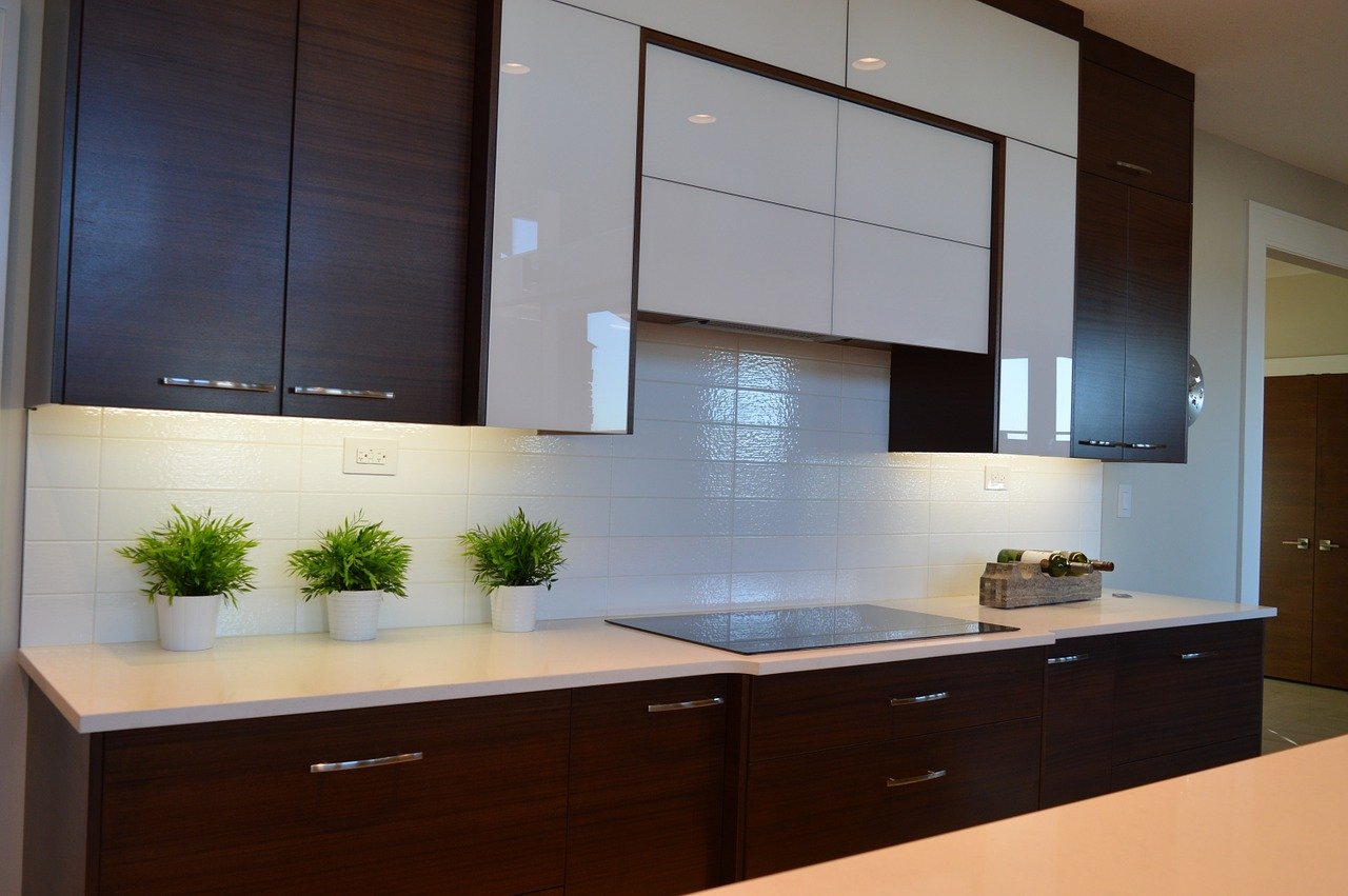 Modern Louisville Custom Kitchen Cabinetry